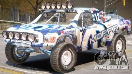 Dodge Ram Rally Edition PJ1 for GTA 4