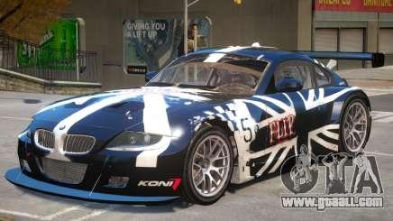 BMW Z4 V1 PJ1 for GTA 4