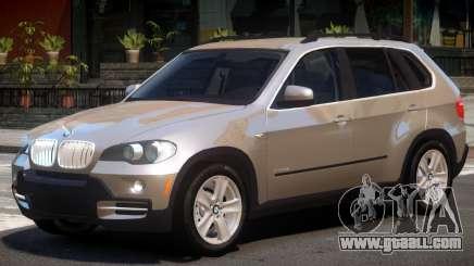 BMW X5 E70 V1 for GTA 4