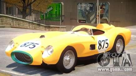 Ferrari Testa Rossa V1 PJ3 for GTA 4