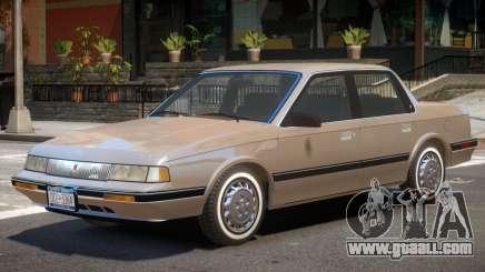 1993 Oldsmobile Cutlass V1.1 for GTA 4
