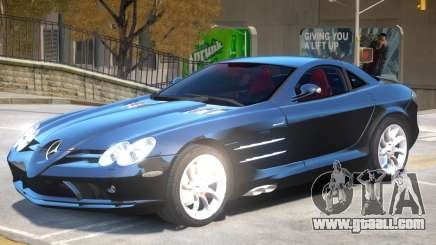Mercedes SLR V1 for GTA 4