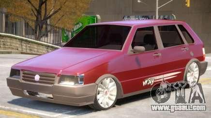 Fiat Uno V1 for GTA 4