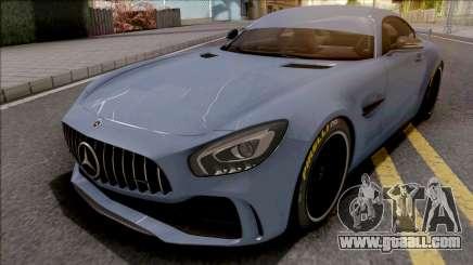Mercedes-AMG GT R 2019 for GTA San Andreas