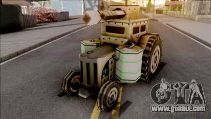 GLA Tractor for GTA San Andreas