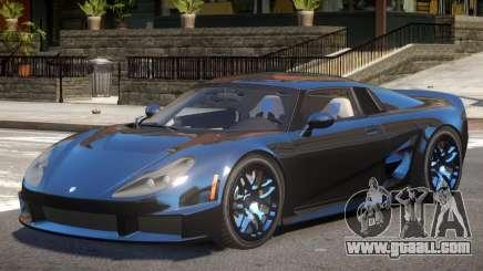 Rossion Q1 V1 for GTA 4