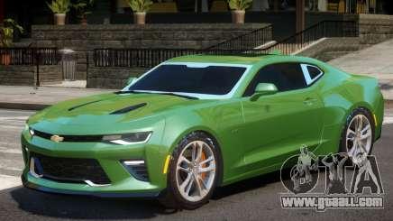 Chevrolet Camaro SS V2 for GTA 4