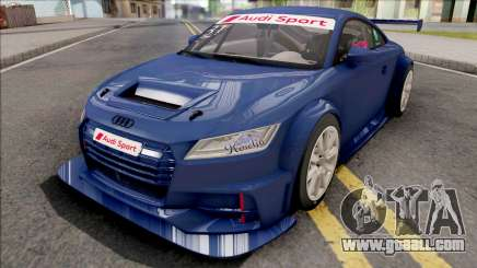Audi TT Cup 2015 for GTA San Andreas