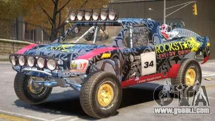 Dodge Ram Rally Edition PJ2 for GTA 4