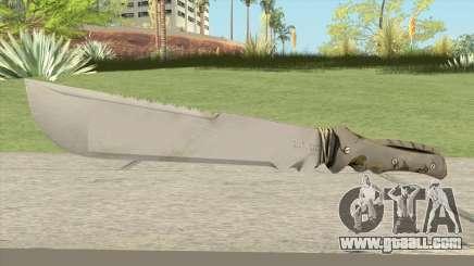 Machete (Far Cry 3) for GTA San Andreas