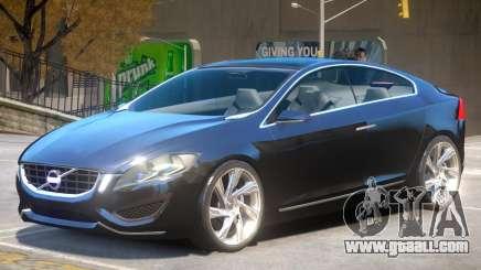 Volvo S60C for GTA 4