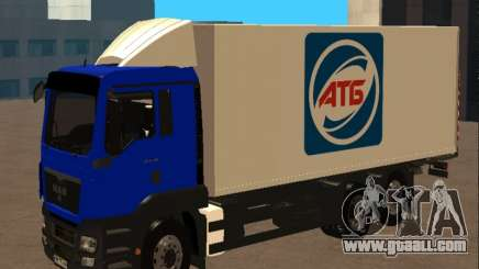 MAN TGA 26 350 ATB for GTA San Andreas