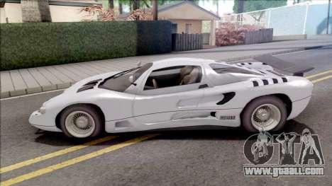 GTA V-ar Grotti Cheetah Retro IVF for GTA San Andreas