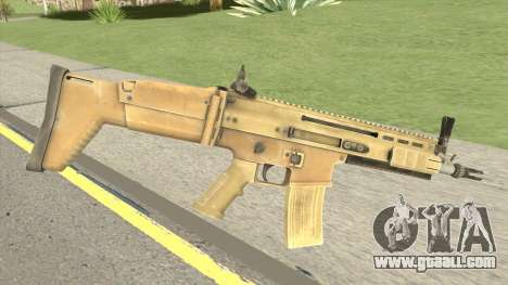 SCAR-L (Contagion) for GTA San Andreas