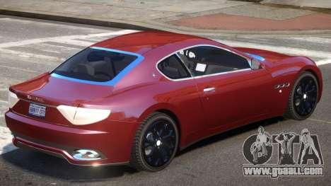 Maserati Gran Turismo Y12 R2 for GTA 4
