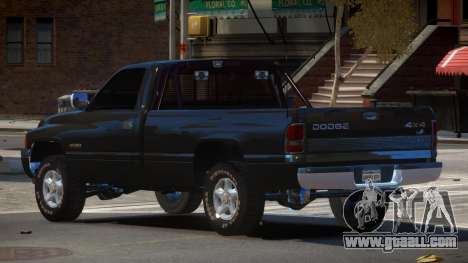 Dodge Ram 2500 V1 for GTA 4