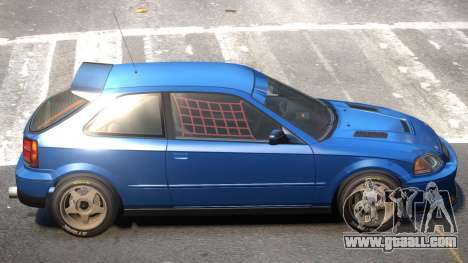 Dinka Blista Compact V1 for GTA 4