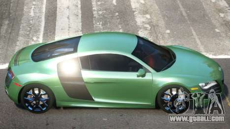 Audi R8 V10 V1.1 for GTA 4