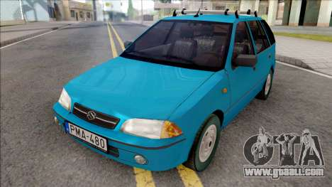 Suzuki Swift GLX 1999 for GTA San Andreas