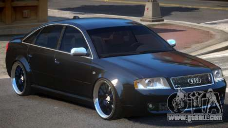 Audi RS6 V1.0 for GTA 4