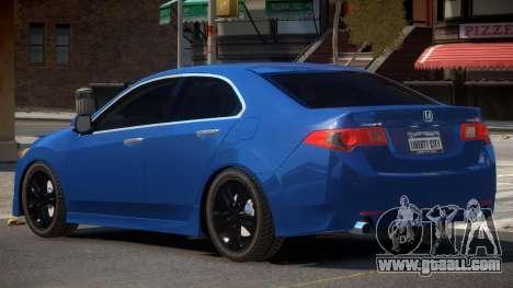 Honda Accord V1.1 for GTA 4