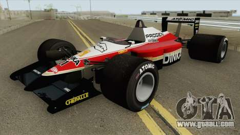 Progen PR4 GTA V for GTA San Andreas