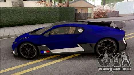 Bugatti Divo 2019 CSR2 110 Ans Bugatti for GTA San Andreas