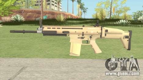 SCAR-H (MOH-W) for GTA San Andreas