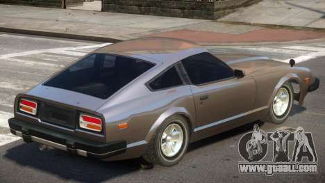 Nissan 280ZX V1.0 for GTA 4