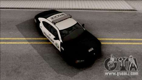 Dodge Charger Police Car 2020 for GTA San Andreas