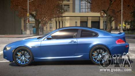 BMW M6 Y10 for GTA 4