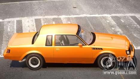 Buick Regal for GTA 4