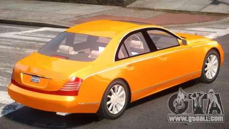 Maybach 57S V1 for GTA 4