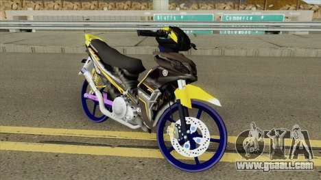 Yamaha Lagenda 115ZFI (Jupiter Mx) for GTA San Andreas