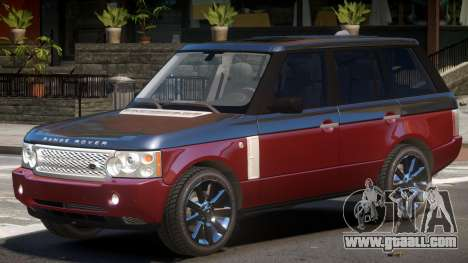Range Rover Supercharged Y8 for GTA 4