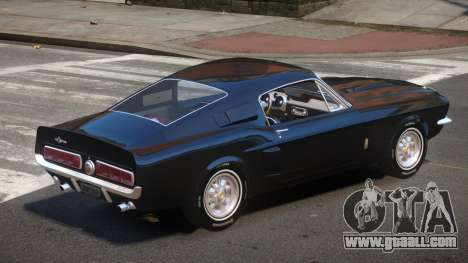 Shelby GT 500 V1.1 for GTA 4