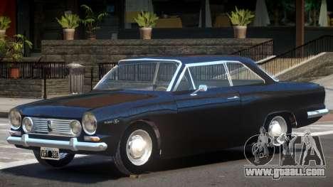 Renault Torino for GTA 4