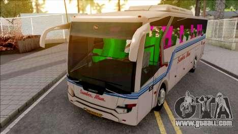 Laksana Legacy Sumber Alam Bus for GTA San Andreas