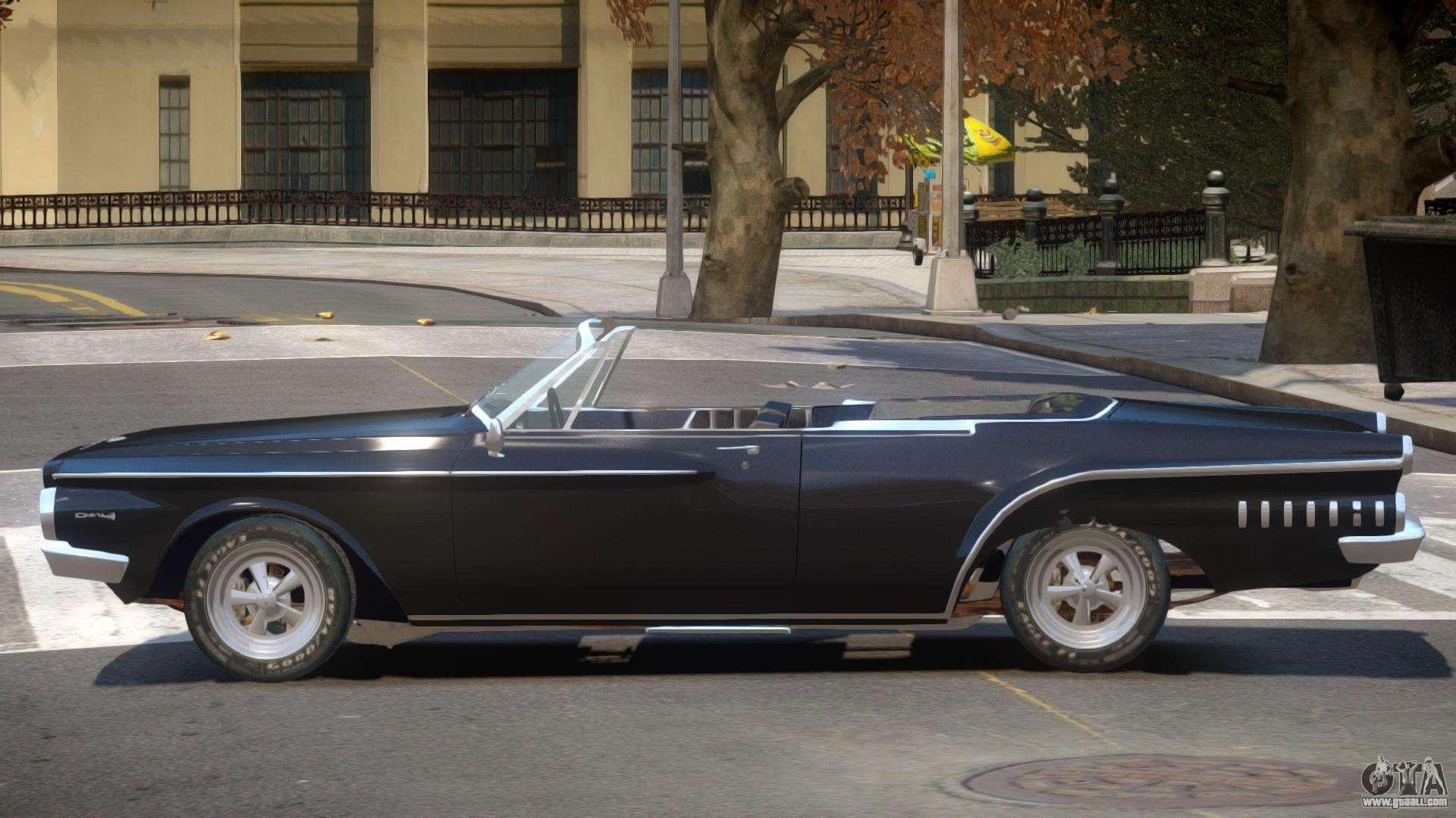 1962 Dodge Dart 440 For Gta 4