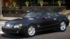 Mercedes Benz SL65 Y07 for GTA 4