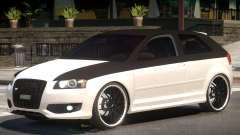Audi S3 Tuned for GTA 4