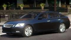 Lexus GS450 Y6 for GTA 4
