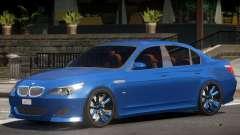 BMW M5 Lumma V1 for GTA 4