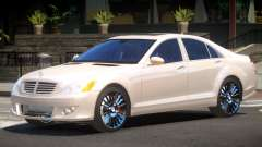 Mercedes-Benz W22 Brabus for GTA 4