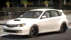 Subaru Impreza WRX STi Y9 for GTA 4