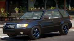 Subaru Forester V1.1 for GTA 4