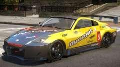 Nissan 350Z V1.0 PJ2 for GTA 4