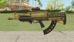Bullpup Rifle (Three Upgrade V2) Main Tint GTA V for GTA San Andreas