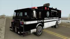 SAPD Mobile Police Base