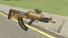 Bullpup Rifle (Two Upgrades V4) Main Tint GTA V for GTA San Andreas